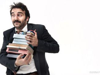 Vittorio Continelli giovedì 3 marzo al Teatro degli Instabili
