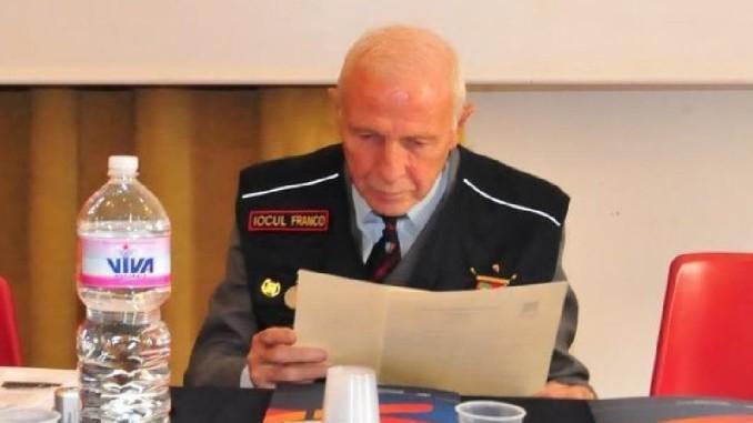 Generale Franco Caldari confermato Presidente Onorario del Cota