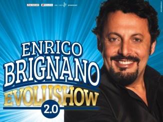 Enrico Brignano al Lyrick, lunedì 4 e martedì 5 aprile