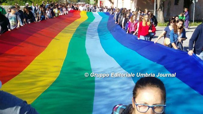 Marcia della Pace PerugiAssisi, utilizzare la viabilità da Viole