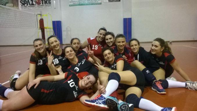 Volley, serie D, per Assisi una bella vittoria nei play off