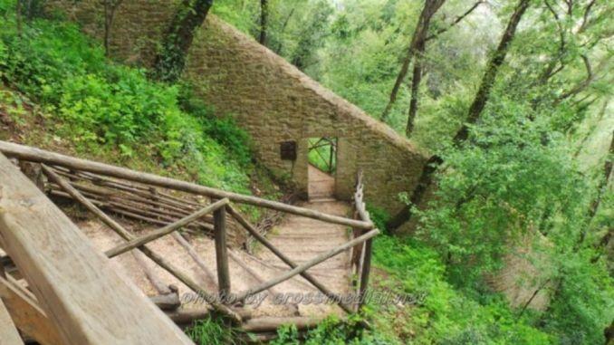 Bosco di San Francesco tra le sette meraviglie del Fai per il panorama