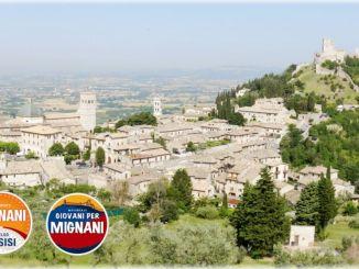 Assisi, Pallaracci, l'esperienza del Centro Commerciale Naturale