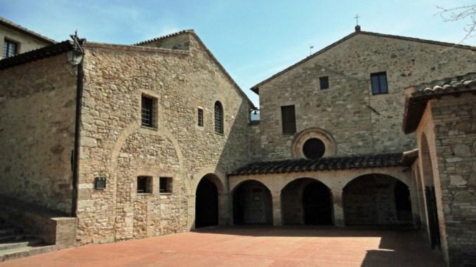 Crocifisso San Damiano torna dove parlò a Francesco d'Assisi