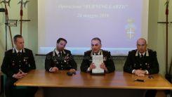 Estorsione imprenditori, arrestati i membri di due famiglie rom