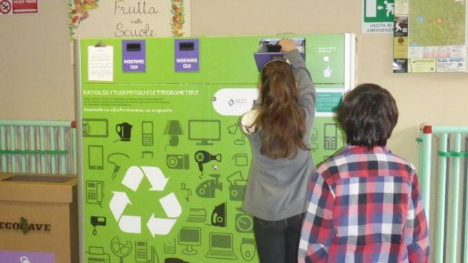 Assisi, attivati due RAEEbox per la raccolta di rifiuti elettronici