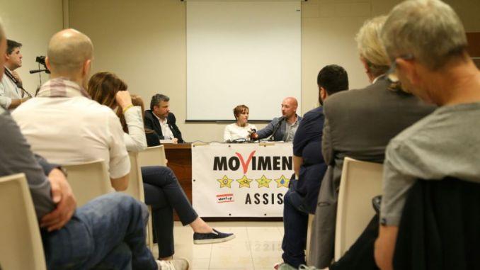Elezioni Assisi, M5s, incontro con consiglieri di Pomezia