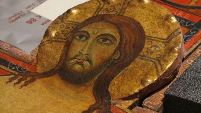 Storica traslazione del Crocifisso di San Damiano