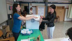 Ballottaggio Assisi, le foto degli assisani al voto