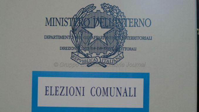 Elezioni Assisi