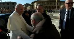 Visita Papa Assisi: presidente Umbria, giornata carica significato