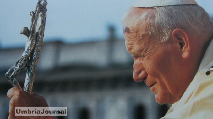 Assisi 30 anni dopo San Giovanni Paolo II faro di pace con Francesco