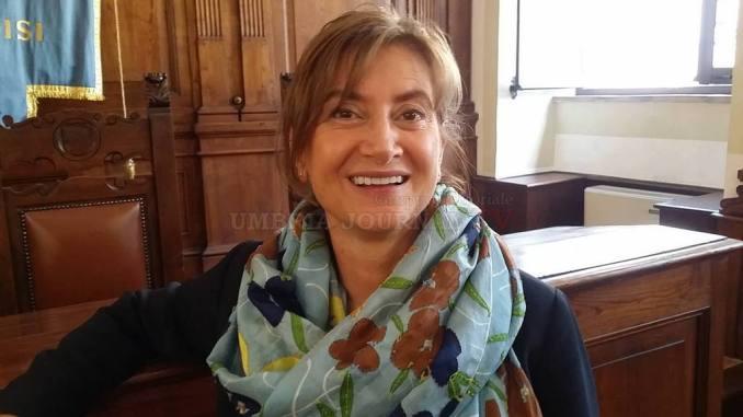 Serena Morosi s laaluta ex segretario comunale Assisi Claudia Bianchi