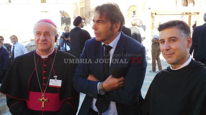 """Spirito di Assisi, Monsignor Paglia: """"Il mondo ha necessità di pace..."""""""