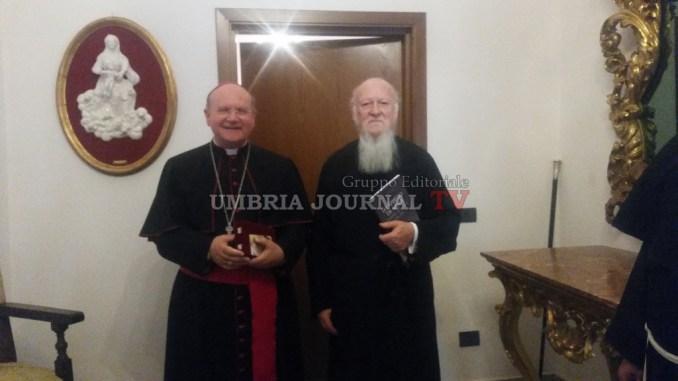 """""""Spirito di Assisi"""", iniziato il trentennale dell'incontro internazionale sulla pace"""