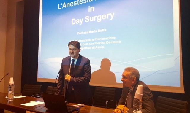 Chirurgia pediatrica, Barberini, positiva esperienza ad Assisi
