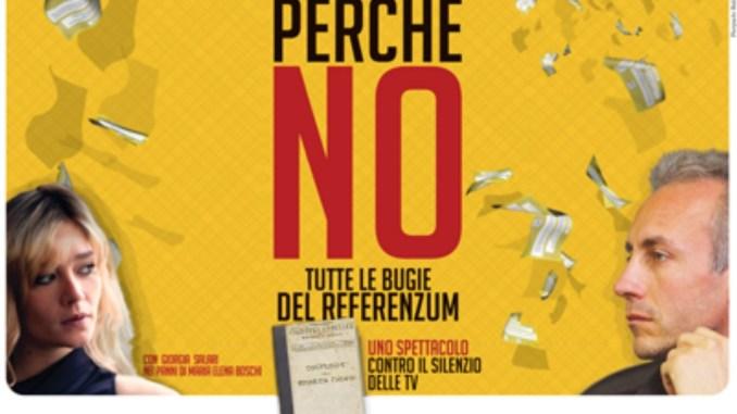 Referendum Costituzionale, Travaglio ad Assisi per il No