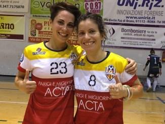 L'Angelana Calcio a 5 Femminile non si ferma più e vince a Ciampino