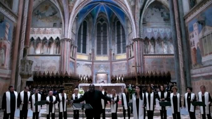 Un sabato ricco di concerti con Assisi Pax Mundi, grande programma