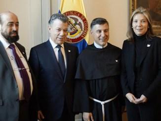 Colombia e Assisi, impegno quotidiano per la pace