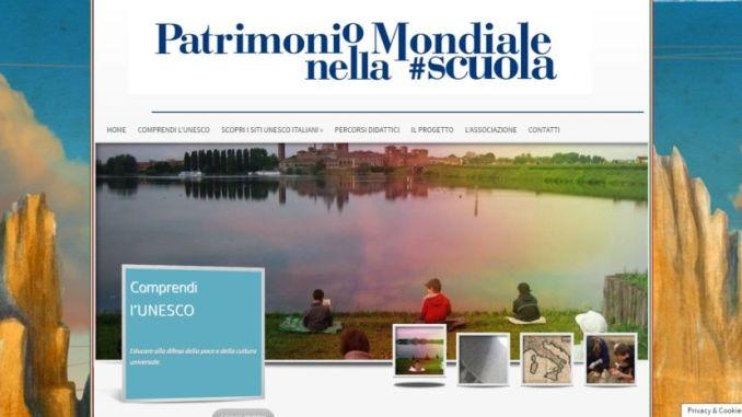 Assisi, progetto Patrimonio Mondiale nella Scuola, a portata di click