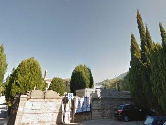 Giornata Diritti Infanzia Assisi invito area cimiteriale dedicata ai bambini