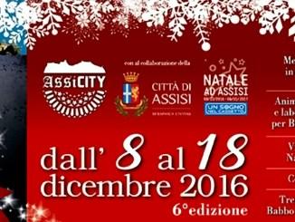 Torna La Magia del Natale ad Assisi dall'8 al 18 dicembre