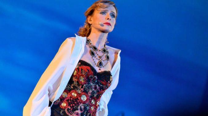 La Sciantosa con Serena Autieri al Teatro Lyrick di Assisi