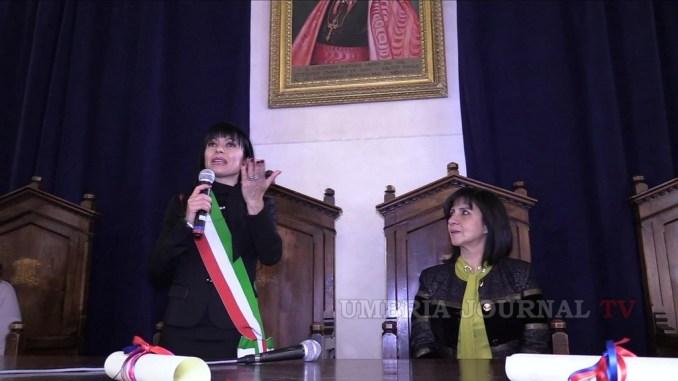 Assisi e Betlemme, sindaco Vera Baboun, unire le nostre città è una missione di pace necessaria