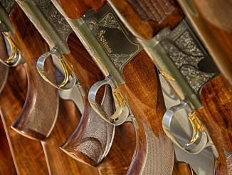 Assisi, lascia le armi in custodia al padre invalido, la polizia lo denuncia