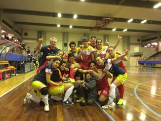 Calcio a 5, Angelana Femminile vince a Fondi e vola