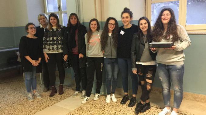 Giochi matematici, al Convitto Nazionale di Assisi la prima gara a squadre femminile