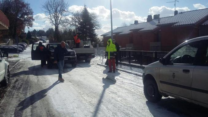 Piano emergenza neve ad Assisi, Sindaco Proietti, Comune attiva procedure