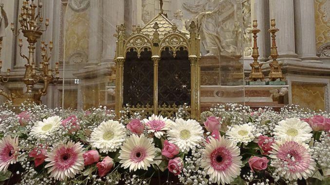 Le reliquie di Sant'Antonio Abate arrivate dalla Francia a Santa Maria degli Angeli