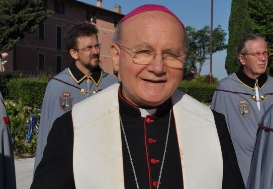 Messaggio del vescovo di Assisi occasione della preghiera per la pace
