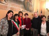"""Assegnato ieri a Roma il premio """"Chiara Lubich - Città per la Fraternità 2017"""" alla Città di Assisi"""
