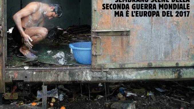 Editoria, rivista San Francesco, speciale diritti umani e moderne deportazioni