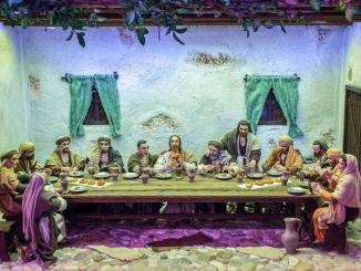 Mistero d'Amore e di Misericordia, la vita di Gesù raccontata in 23 diorami