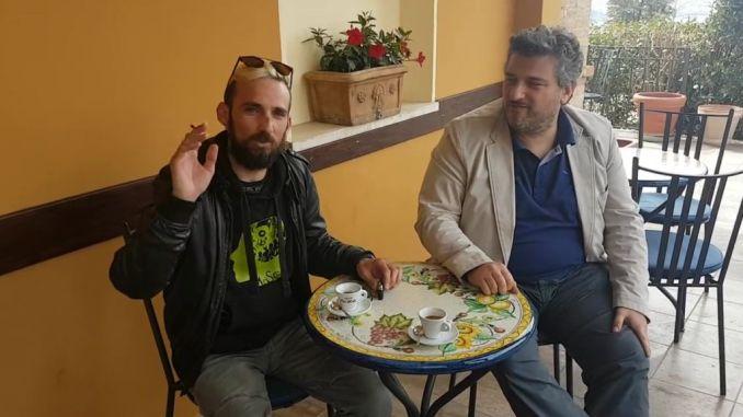 Alex Trabalza e il tema dei rifiuti, format Mi Informo e informo, con Fabrizio Leggio