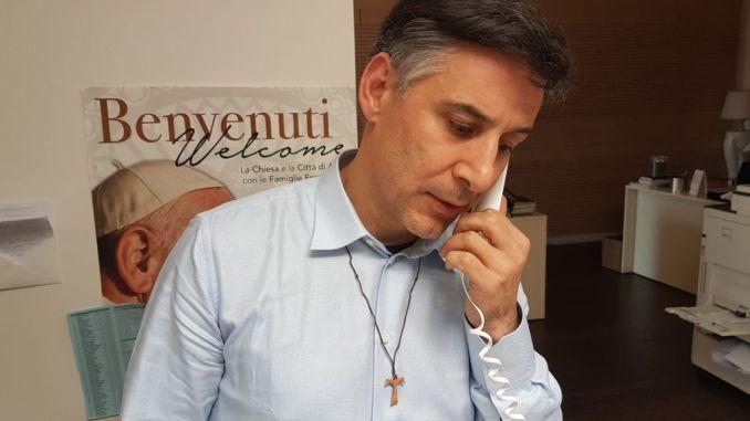 Torna in viaggio con Francesco con Padre Enzo su Rai Radio 1