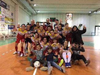 Calcio, Angelana C5 Femminile, giovedì partenza per la Calabria