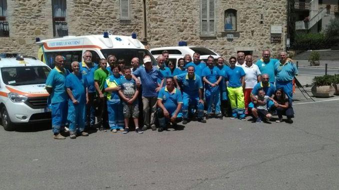 Test sierologici gratuiti a Palazzo di Assisi, li effettuerà la Misericordia