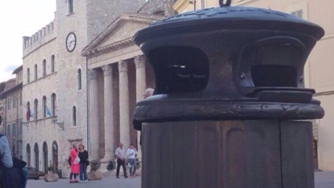 Sostenibilità ambientale e frazioni Assisi, due argomenti che non appartengono a Bartolini