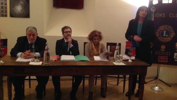 """Lions Club e Associazione Culturale Fortini """"sfide ed opportunità del Terzo Settore"""""""