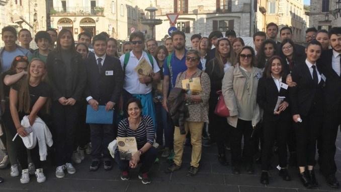 Assisi e Gubbio, ancora una volta unite da un progetto di umanità ed amicizia