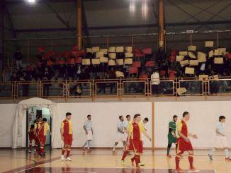 L'Angelana calcio a 5 torna a casa, debutto play-off contro la Fenice Venezia