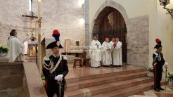 Assisi, ricordato il carabiniere Renzo Rosati, morto in servizio nel 1988