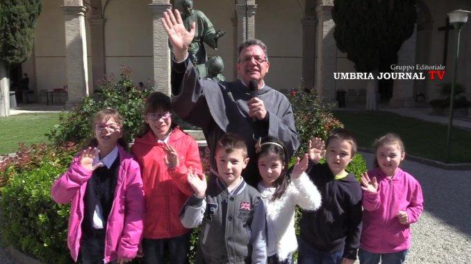 Incontro gemelli Umbria, Padre Arrigoni, dove Francesco accolse i suoi Frati