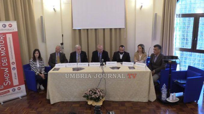 Lo show dei motori 2017, presentato il programma ad Assisi