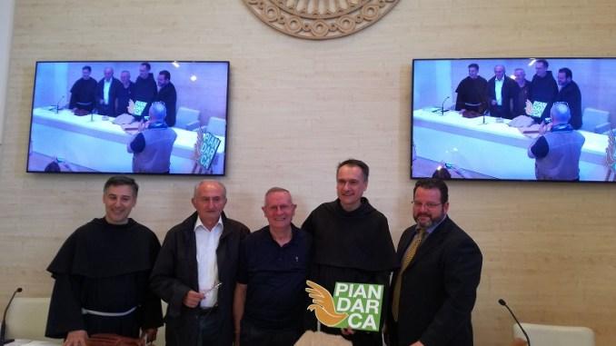 Piandarca, presentato ad Assisi il concorso di idee